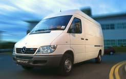 Daily rental van hire