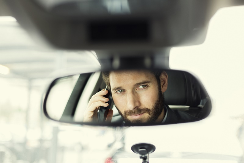 mobile phones while driving