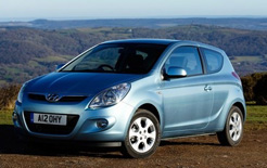 Hyundai i20 now with lower emissions and lower company car tax