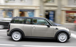 MINI Cooper Clubman D road test report