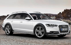 New Audi A6 allroad goes on sale from February offering business drivers elegance and sophistication plus of-road ability
