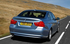 BMW 320d EfficientDynamics saloon can be yours tax-free thanks to 100% first year capital allowances