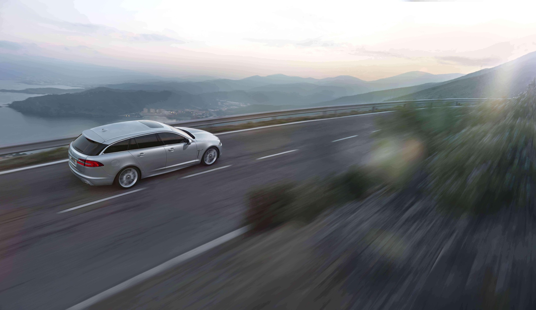 New Jaguar XF Sportbrake broadens appeal of the XF range to a wider market of business car users
