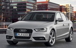 Newly updated Audi A4 includes lower emission engines for better company car tax and revised styling