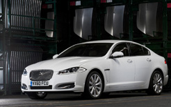 New Jaguar XF 2.2 Diesel offers business car drivers a company car tax bill starting from £111