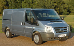 Ford Transit road test report