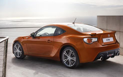 New Toyota GT 86 is due to be unveiled at the Tokyo Motor Show on 30 November 2011 and will come to the UK in June 2012