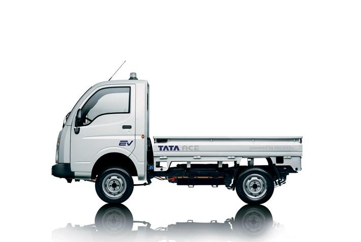 Tata Ace dropside
