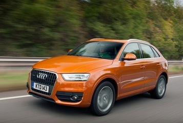 Audi Q3 - in demand on the used car market