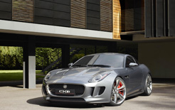 New Jaguar C-X16 Conceptwill be unveiled at the the Frankfurt Motor Show on Tuesday September 13 featuring Jaguar's new design language plus a supercharged V6 hybrid powertrain with over 40mpg
