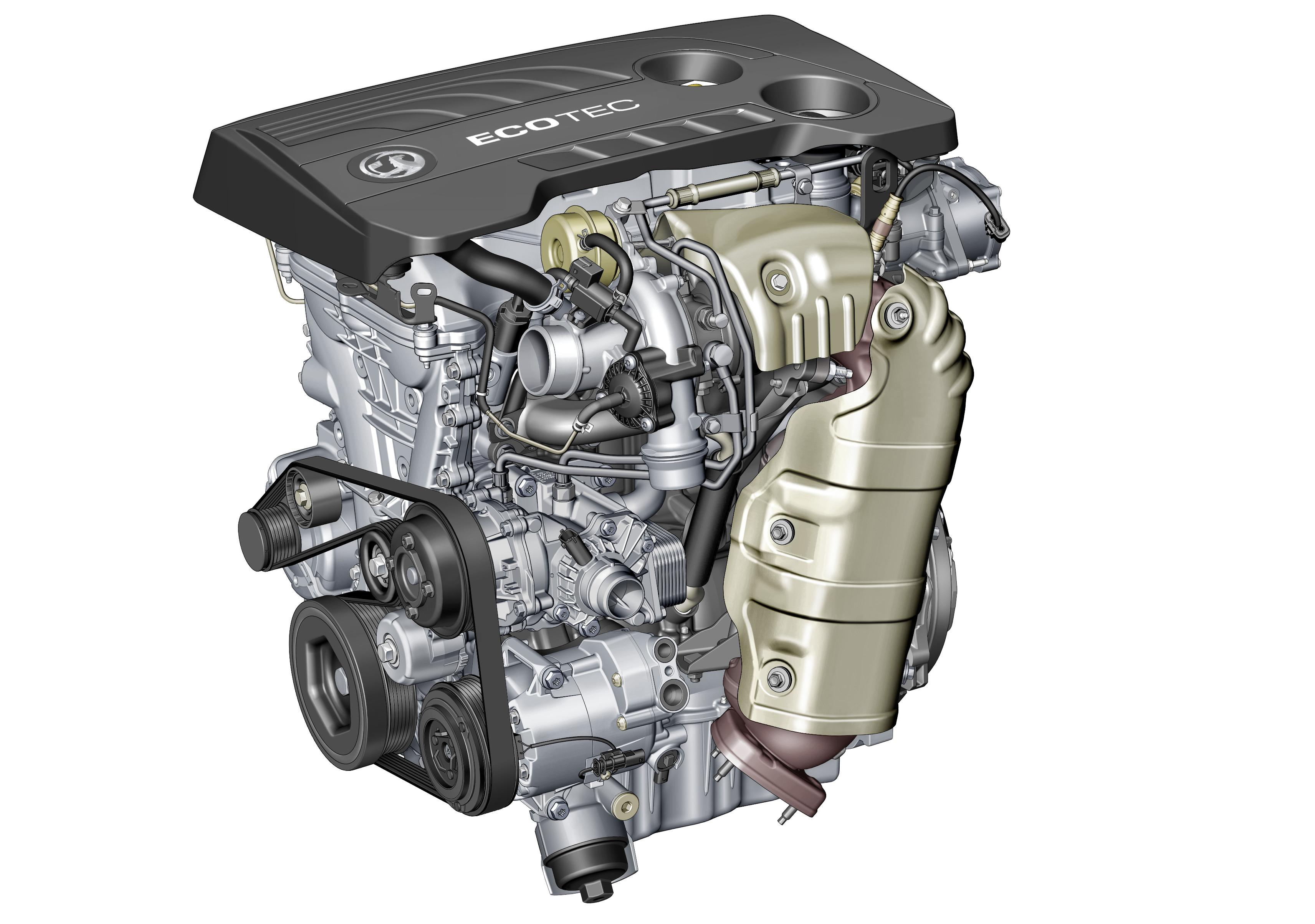 Vauxhalls Family Three Grow Into Greener Ecotec Engines For The Vauxhall Engine Diagrams Is Planning New