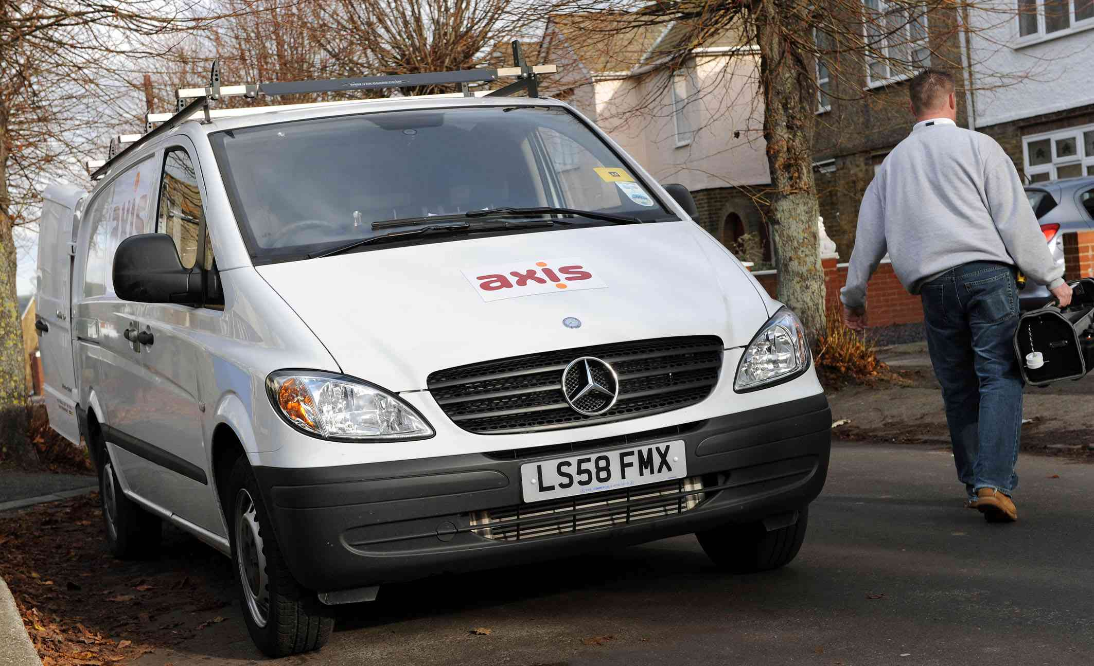 Tesco is launching van insurance for tradesman and van operators