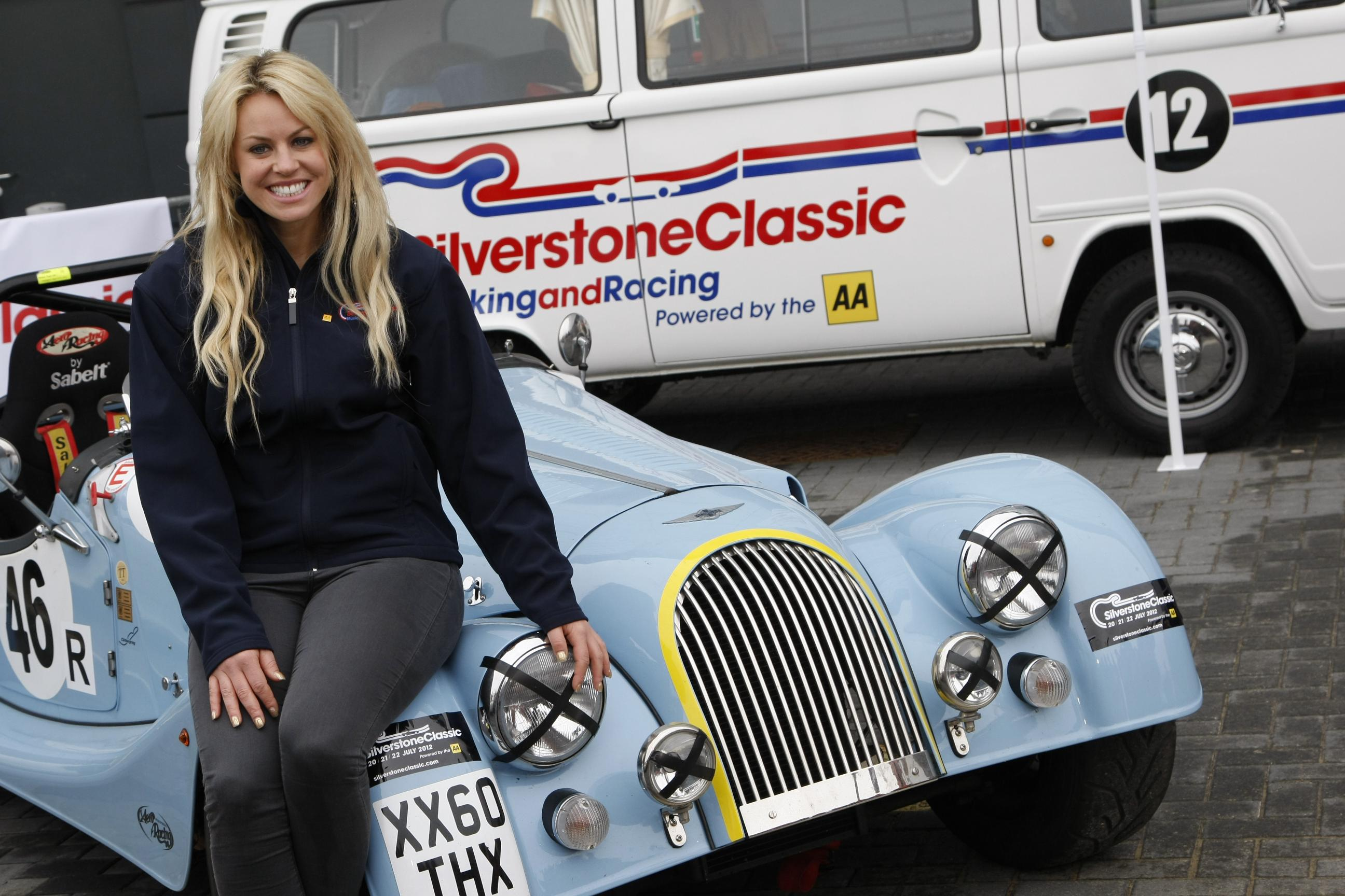 Chemmy Alcott skier turned racer
