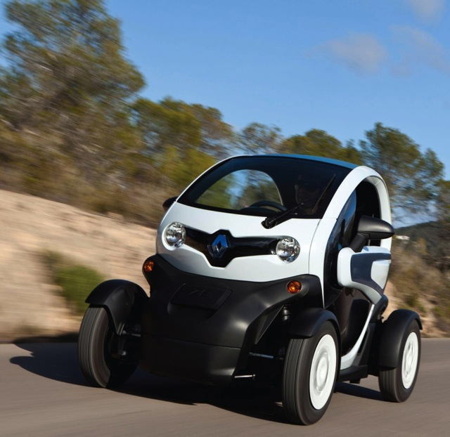 Renault Twizy: Business Car Manager
