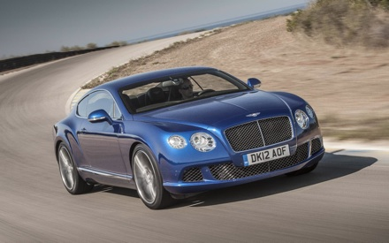 Bentley GT speed