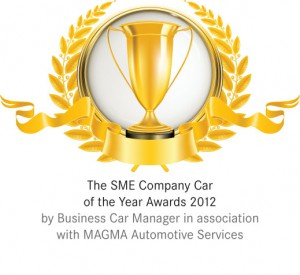 Business Car Manager SME Company Car of the Year Awards logo