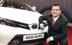 Neil Broad appointed general manager of Toyota Fleet
