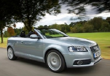 The Audi A3 Cabriolet Final Edition