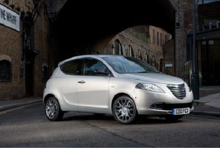 The Chrysler Ypsilon