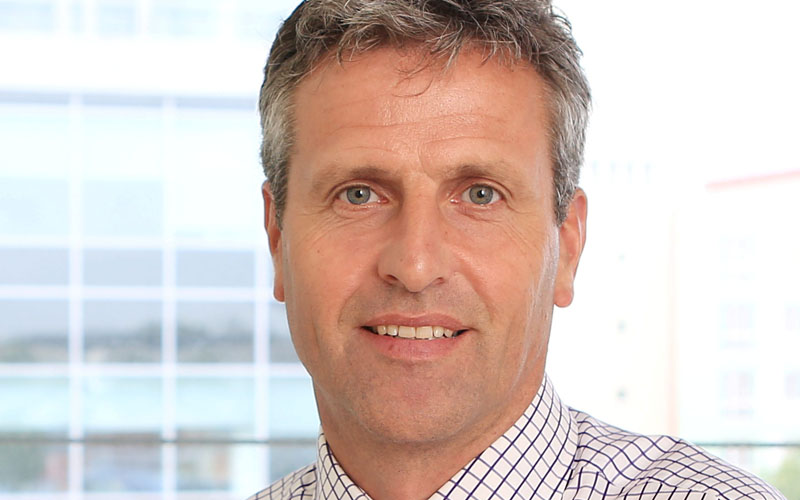 Tim Porter, new managing director at Lex Autolease