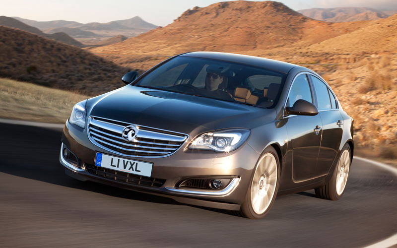 Vauxhall Insignia car review