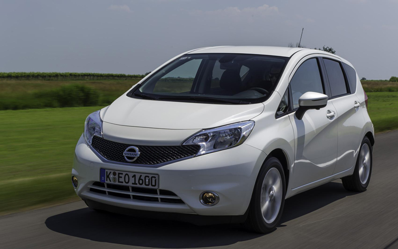 New Nissan Note Car Review Practical Cost Cutter Now