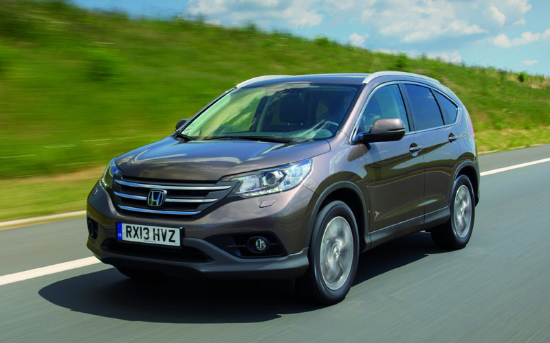 753_Honda_CR V_company_Car