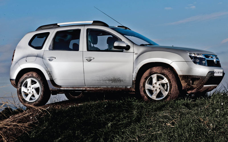 Dacia Duster car review