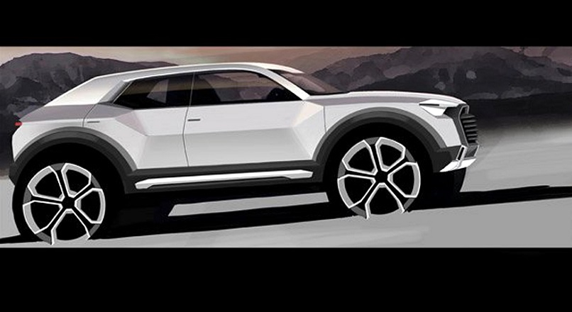1282_Audi Q1 baby SUV on the way in 2016