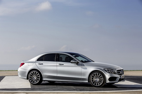 New C Class starts at £26855