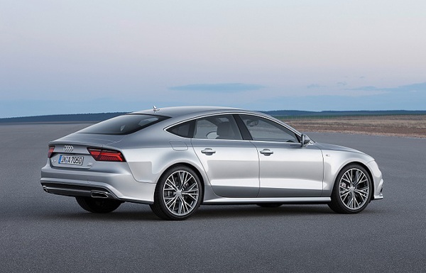 Upgraded Audi A7 gets the ultra treatment