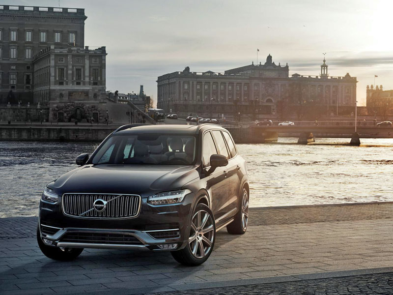 All-new Volvo XC90 First Edition