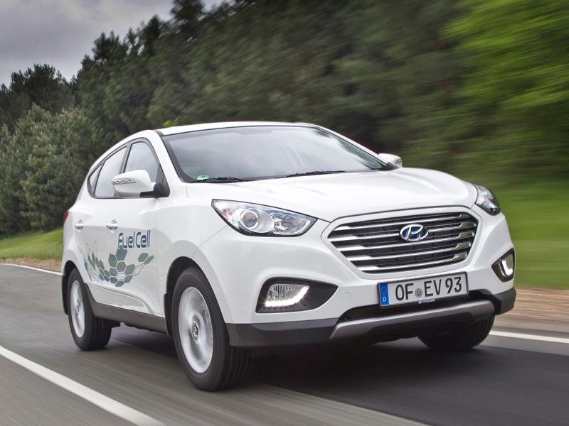 Hyundai, ix35, Fuel, Cell