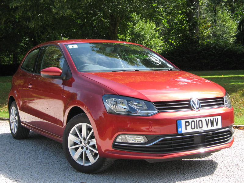 Volkswagen, Polo, cars, front