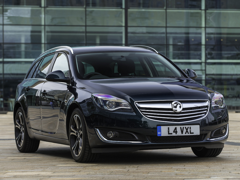 Vauxhall, Insignia, sports, tourer, front