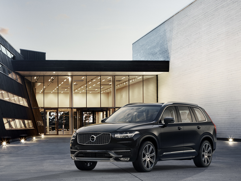 Volvo, XC90, First, Edition, front