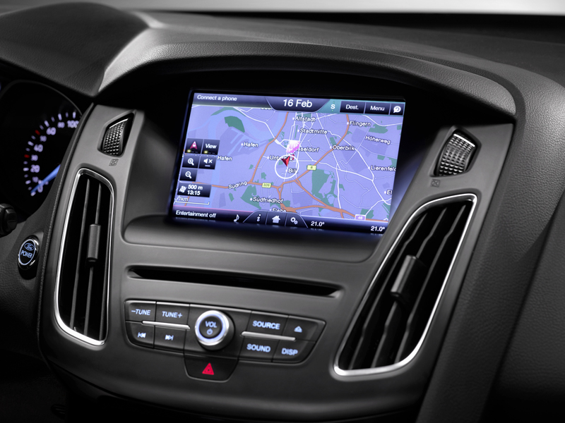 Ford satnav more attractive | Business Car Manager