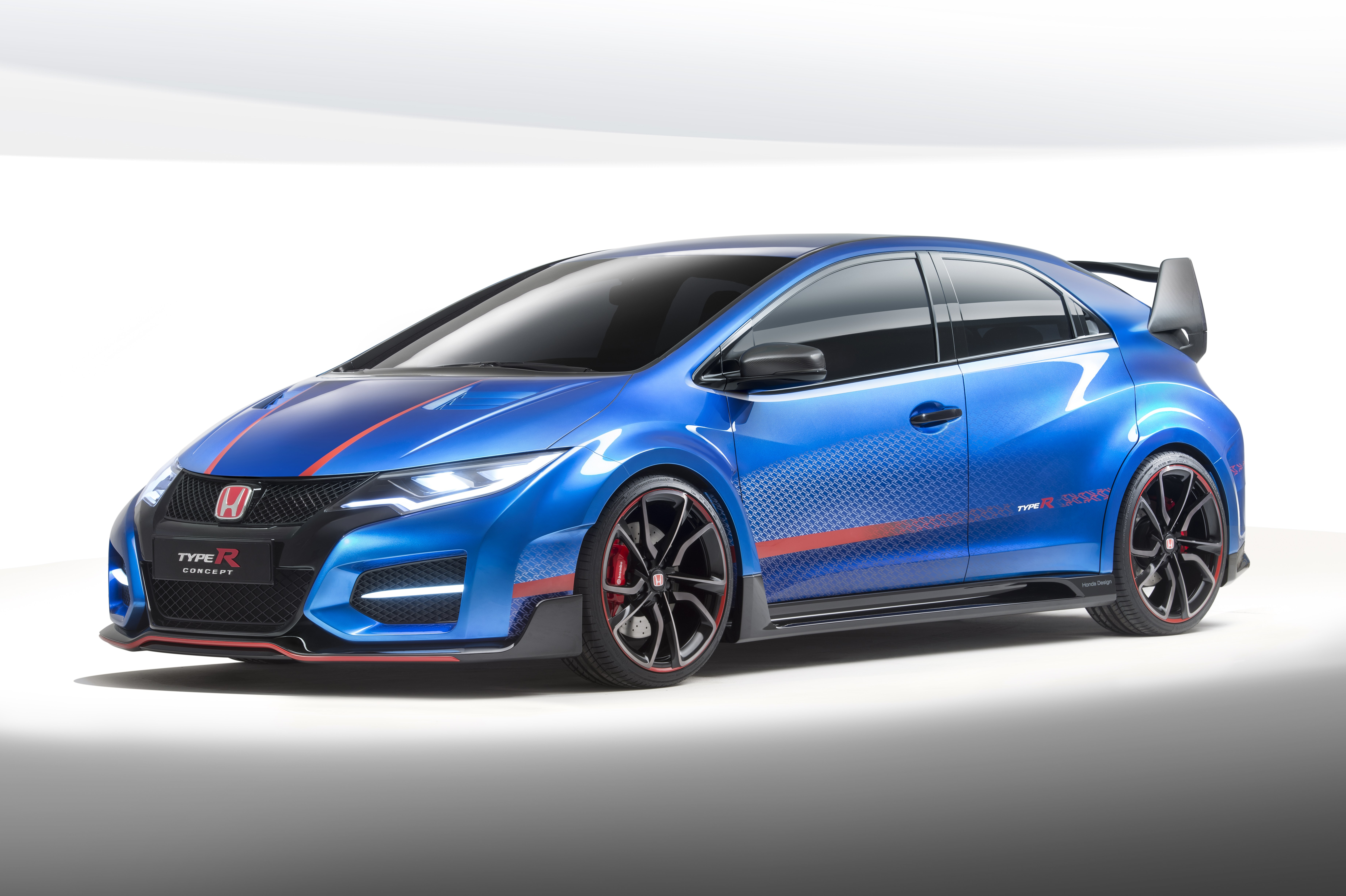 Honda, Civic, Type-R, concept