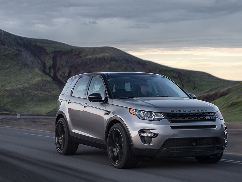new land rover discovery sport business car manager