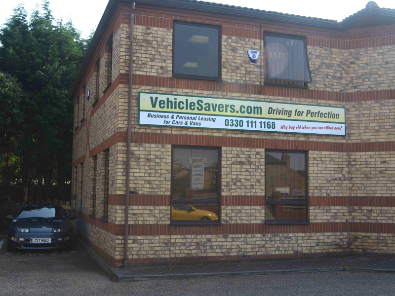 Vehicle Savers, new office, Huntingdon