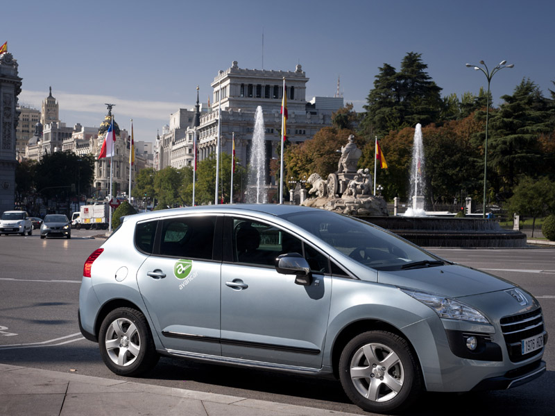 Zipcar launches in Madrid under Avancar brand