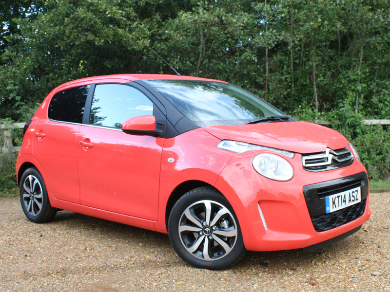 Citroen, C1, front, car, statric