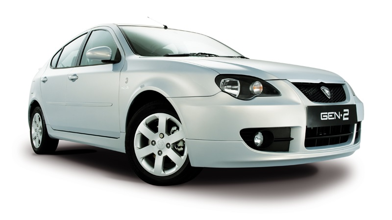 The Proton ecoLogic is one of a few cars with an LPG conversion included in the price