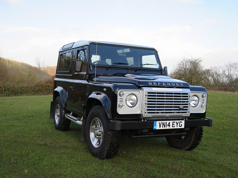 Land Rover Defender 90 Station Wagon XS Spec