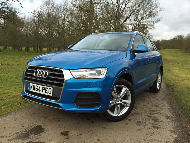 Audi Q3 1.4 TFSi SE 150PS S tronic review