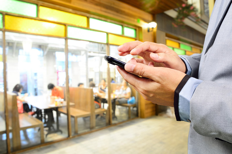 Explosion in mobile online buying being ignored by many UK retailers