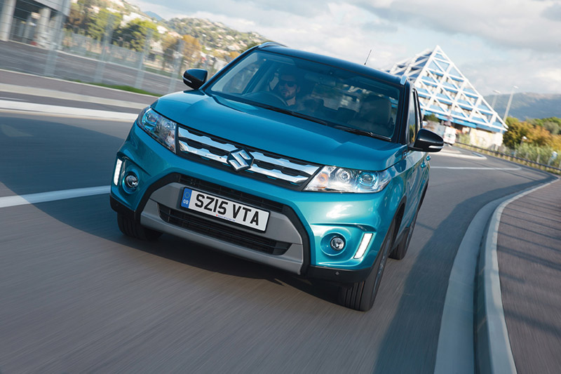 Suzuki Vitara SZ5 1.6 DDiS ALL GRIP
