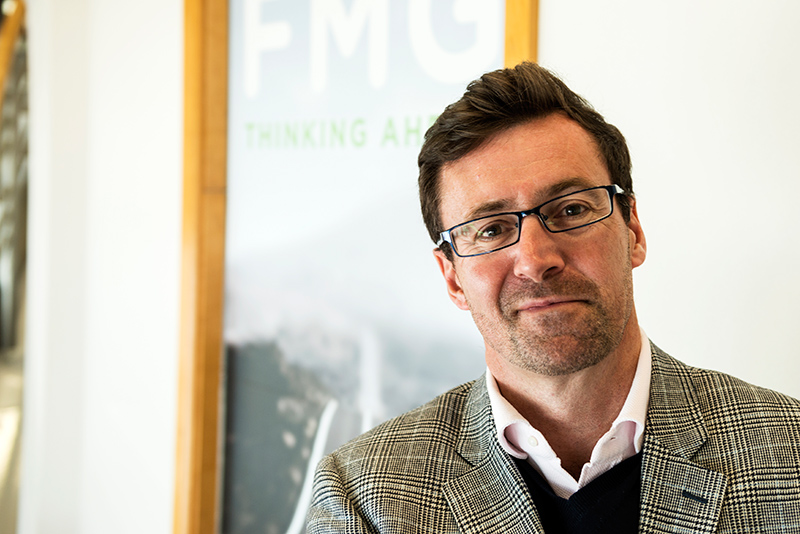 Andrew Cope leads management buyout at FMG
