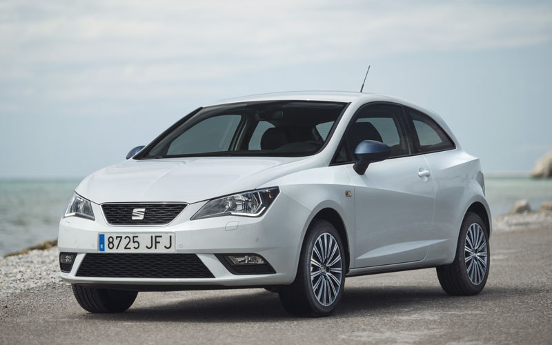 New SEAT Ibiza: new tech and low tax features