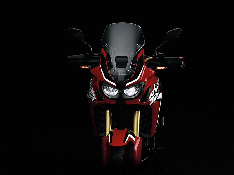 The Africa Twin is back CRF1000L Africa Twin confirmed for 2015 66270